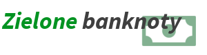 Zielone banknoty